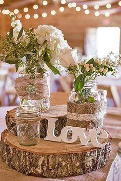 22 rustic backyard wedding decoration ideas on a budget mason jar 36 ideas of budget rustic wedding decorations junglespirit Choice Image