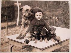 Baby's . 1900's