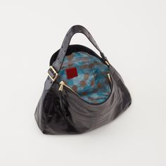 The Quincy hobo bag is the perfect fall purse--a simple silhouette, slouchy style, and an organized interior.