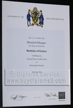 Wolverhampton dergee, Buy diploma, buy college diploma,buy university diploma,buy high school diploma.Our company focus on fake high school diploma, fake college diploma university diploma, fake associate degree, fake bachelor degree, fake doctorate degree and so on.  Email: buydiploma@yahoo.com  QQ: 751561677  Skype, Cell, what's app, wechat:+86 17082892425  Website: www.buydiploma9.com