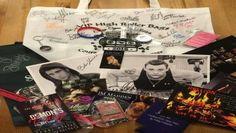 Super Signed Prize Pack!