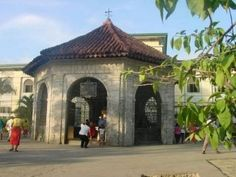 Beautiful Places to Visit in the Philippines- Magellan's Cross at Cebu City