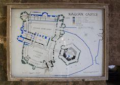 Raglan Castle information, castle floor plan | Flickr - Photo Sharing!