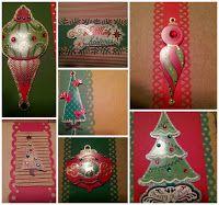 Regina's Creations: My Christmas Cards Creations: 11/11/2014
