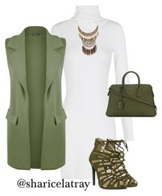 OliveYou  by sharicelatray on Polyvore featuring polyvore, fashion, style, WearAll, Maticevski, Bally and Ruby Rocks