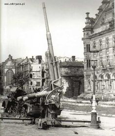 Danzig, Big Guns, Military Equipment, Armored Vehicles, Historical Photos, Poland, Wwii, Berlin, Old Photos
