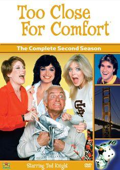 too close for comfort | The Complete Second Season (1981-1982) ( Rhino Retro Vision-2005 )