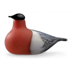 iittala iittala Birds by Toikka Bullfinch Figurine