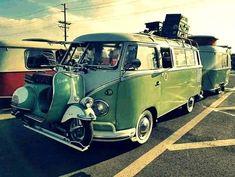 Vw Caravan, Vw Camper, Volkswagen Bus, Vw T1, Lambretta Scooter, Miniature Cars, Car Images, Best Funny Pictures, Recreational Vehicles