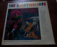 THE HEAVYWEIGHTS // 1969 MUTUAL BROADCASTING LP--22 HEAVYWEIGHT BOXING CHAMPS #Documentary