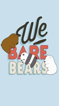 we bare bears wallpaper by lizbethxx - - Free on ZEDGE™