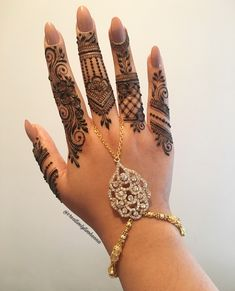 Captivating hartalika teej mehndi designs can make you look standout from the rest! Check out especially curated teej mehandi designs that you'll love! Finger Henna Designs, Mehndi Design Images, Mehndi Designs For Fingers, Beautiful Henna Designs, Henna Tattoo Designs, Henna Mehndi, Henna Tattoo Hand, Mehendi, Foot Henna
