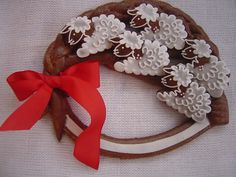 Burlap Wreath, Biscotti, Gingerbread, Jar, Cookies, Holidays, Decorated Cookies, Easter Cookies, Rabbits