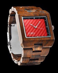Delmar Series Wood Watch by JORD