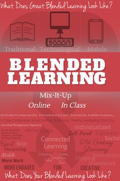 What does great blended learning look like?