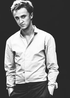 Draco Malfoy/Tom Felton gives me the feels