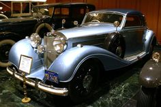 1938 mercedes-benz 540K cabriolet  Maintenance/restoration of old/vintage vehicles: the material for new cogs/casters/gears/pads could be cast polyamide which I (Cast polyamide) can produce. My contact: tatjana.alic@windowslive.com
