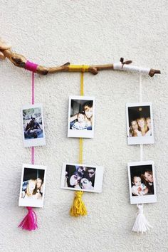 Beautiful Polaroid Photos Display Idea (77)