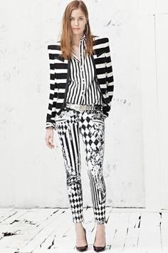 Balmain Fall RTW...I so want the jacket!