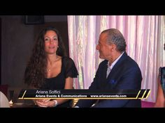 Ariana Soffici Empresaria y Relaciones Publicas TV Show Marbella
