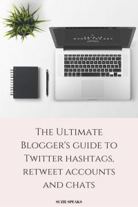 The Ultimate Blogger's Guide to Twitter Hashtags, Retweet Accounts andChats — Room With Books - http://roomwithbooks.com/the-ultimate-bloggers-guide-to-twitter-hashtags-retweet-accounts-and-chats-room-with-books/