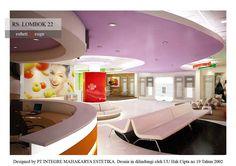 Interior design hospital