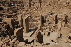 Göbekli Tepe The site has been undergoing excavation since 1994, led by the German Archaeological Institute (DAI)'s Prof. Klaus Schmidt.