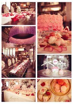 Rose Themed 18th Birthday Party with So Many Great Ideas via Kara's Party Ideas KarasPartyIdeas.com #RoseParty #PartyIdeas #Supplies (1)