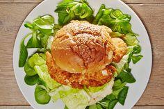 #panino con #cotoletta di #pollo #spassofood #cucinadapasseggio