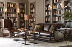 Bernhardt living room.
