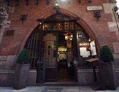 Restaurante Els 4 Gats en Barcelona - ViajarSinBillete.com