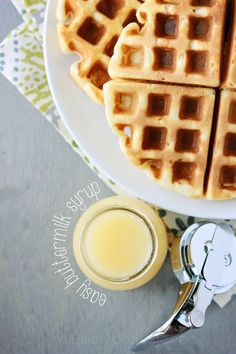 buttermilk-strup