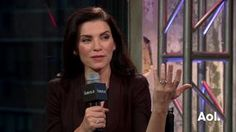 """Julianna Margulies On """"The Good Wife"""""""