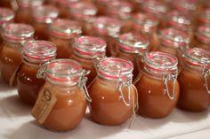Cadeaux invités - caramel beurre salé -clin d'œil à la Bretagne