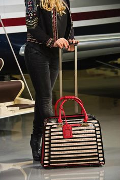 Designer bags for women : designer college bags, trolley bag for women, womens carry on luggage, young mom designers bag and so much more in our collection. Best Carry On Bag, College Bags, Trolley Bags, Carry On Luggage, Cloths, Must Haves, Stripes, Handbags, Mom