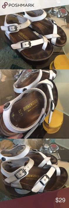 Kids Birkenstock Good used condition kids Birkenstock Birkenstock Shoes Sandals & Flip Flops
