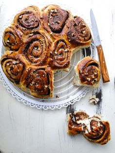 chestnut rolls