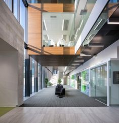 Galería - Oficina principal Desjardins Group / ABCP architecture + Anne Carrier Architectes - 15