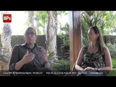 Conrado Adolpho com Laila Vanetti (Convidada Especial Tuma 32 do Curso 8Ps do Marketing Digital)