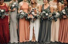 Fall Wedding Decor Color Ideas Inspiration autumn wedding colors / wedding in fall / fall wedding color ideas / fall wedding party / april wedding ideas Wedding Goals, Boho Wedding, Dream Wedding, Wedding Day, Bohemia Wedding, Rustic Wedding, Spring Wedding, Elegant Wedding, Wedding Reception