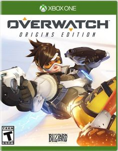 Overwatch Origins Edition Xbox One Physical Game Disc US