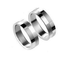 BRAND NEW SIZE R /& O Titanium Steel Men /& Women Ring Lattice Design