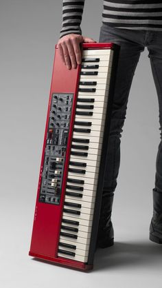 Nord Electro 4D. Simple and incredible sounding organs, pianos and keyboard sounds.