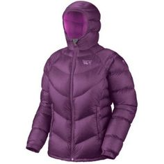Mountain Hardwear Kelvinator Down Jacket. For my next winter in Wisconsin?