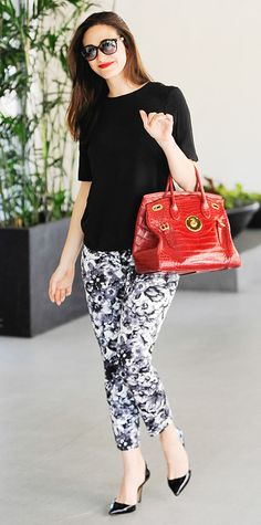 Look of the Day - June 15, 2014 - Emmy Rossum from #InStyle