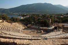 Μικρό θέατρο αρχαίας Επιδαύρου - Ancient Epidauros small Theatre