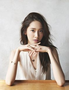 Girls' Generation's YoonA goes for a natural look in additional photos for jewelry brand 'Cartier' | allkpop.com