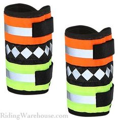 SALE HIGH VIS EXERCISE RIDE ON RUG WATERPROOF READY High visibility fleece lined