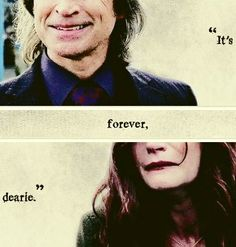 """""""You gave me forever within numbered days, and I'm grateful. """" *sobs uncontrolably*"""