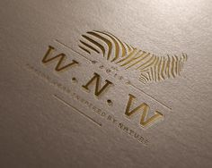 Logotype Mockup for Wild Nature Wear. A uber awesome fashion collective from Poland. (c) 2013
